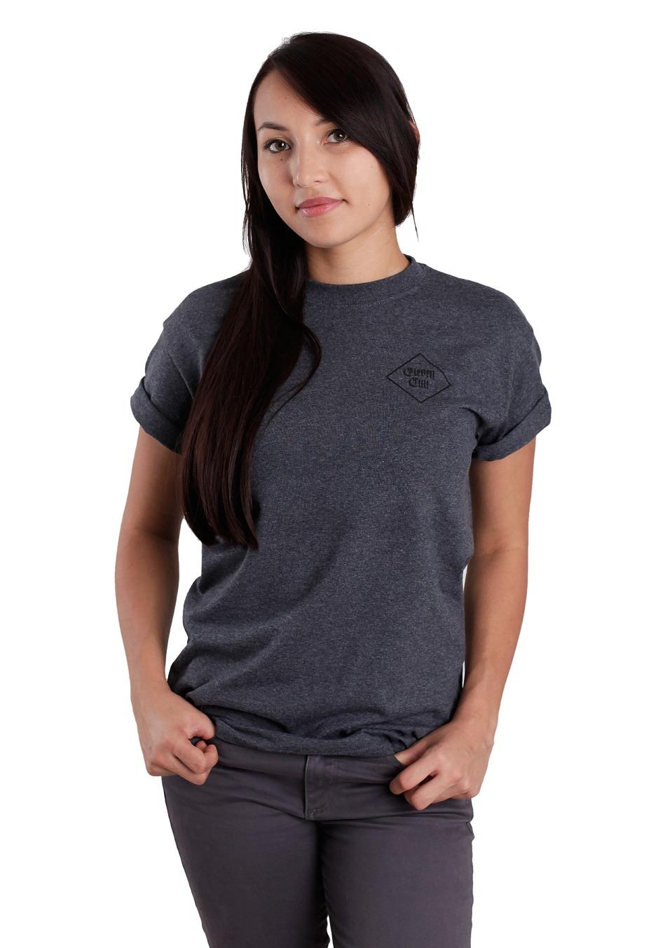 Elevencult 11 Dark Heather Grey T Shirt Streetwear