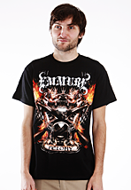 Emmure - Crossed Guns - T-Shirt