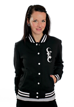 Emmure - Felony - Girl College Jacket