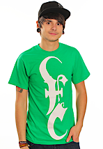 Emmure - Fire In The Sky Irish Green - T-Shirt