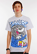 Emmure - Shark Ash Grey - T-Shirt