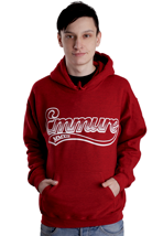 Emmure - Wings Antique Cherry Red - Hoodie