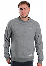 Etnies - Classic Crew Grey Heather - Sweater