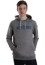 Etnies - Corporate Grey/Blue - Hoodie