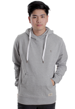 Ezekiel - Focus Heather Gray - Hoodie