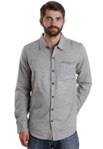 Ezekiel - Off Duty Grey - Shirt