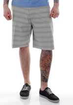 Ezekiel - Rebel Light Grey - Shorts