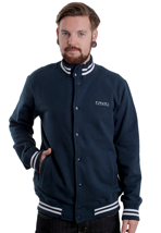 Ezekiel - Senior Navy - College Jacket