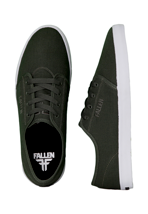 Fallen - Daze Surplus Green/White - Shoes