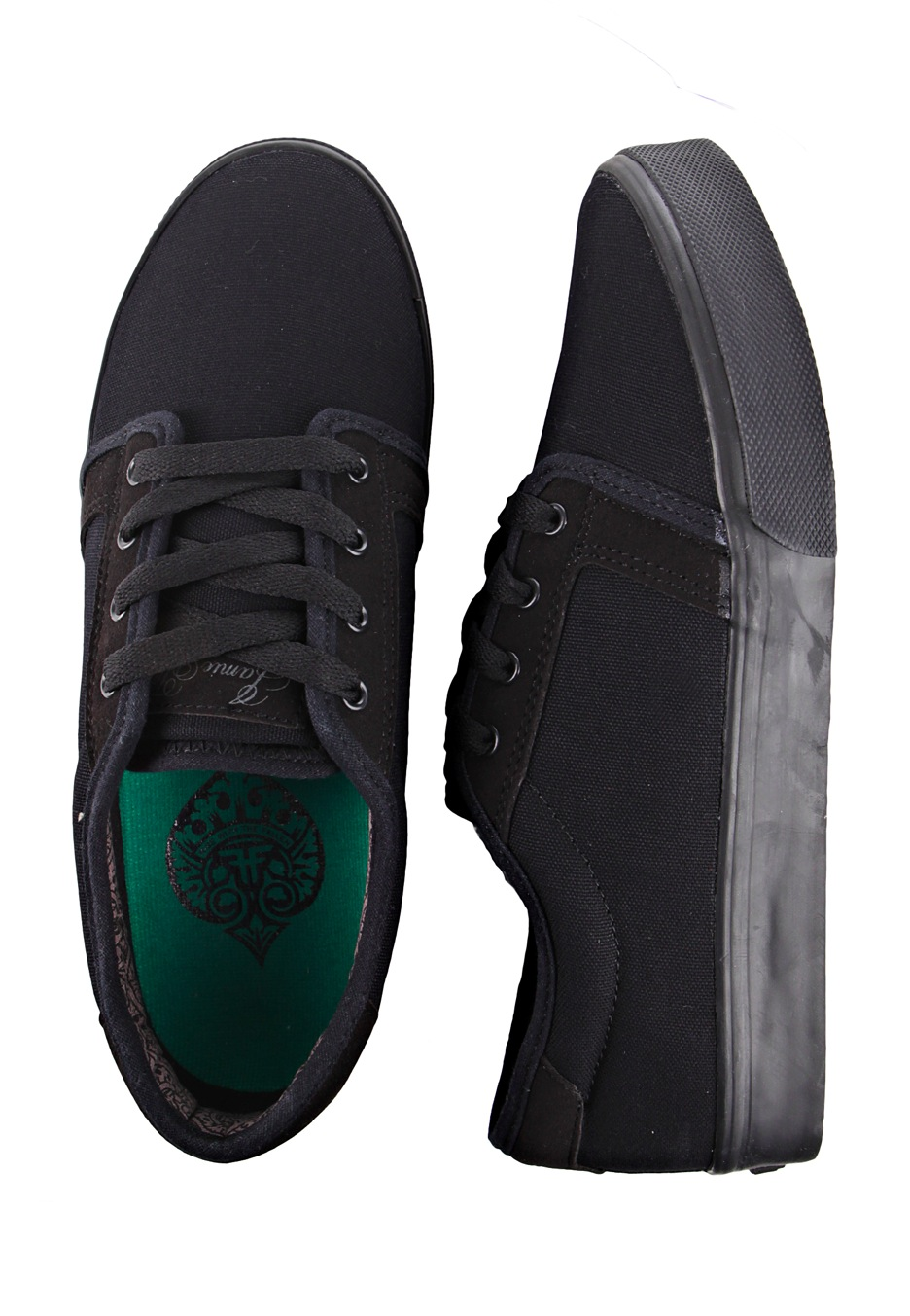 fallen forte black ops shoes impericon uk