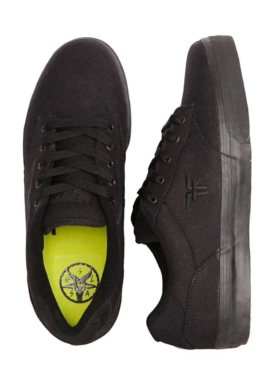 Fallen Black Ops Shoes