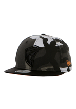 Famous Stars And Straps - Fatigue Camo/White/Black Snapback - Cap