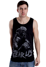 Famous Stars And Straps - Fear Us Black/Black - Tank