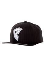 Famous Stars And Straps - Liberation Black/Red/White Snapback - Cap