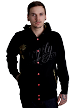 Famous Stars And Straps - Rebellion Black/Camo - Jacket