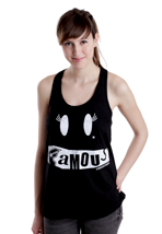 Famous Stars And Straps - Smiles - Girl Tank