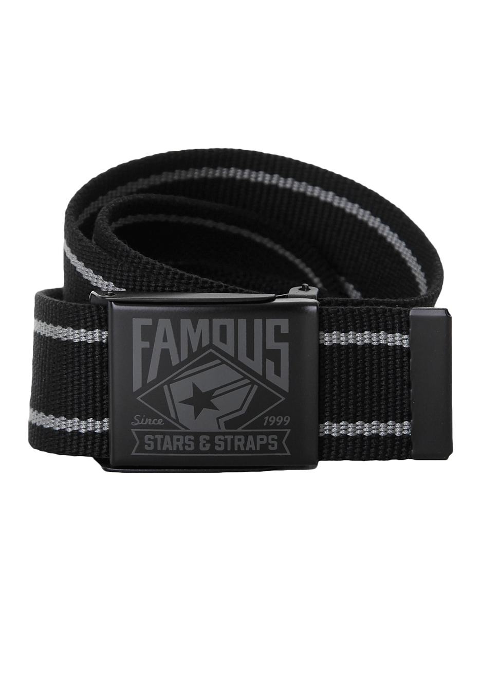 Famous stars and straps hustler belt what