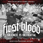 First Blood - Silence Is Betrayal - LP