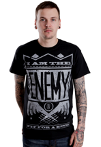 Fit For A King - Enemy - T-Shirt