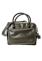 Fred Perry - Classic Holdall Iris Leaf/Dark Chocolate/Twill - Bag