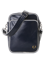 Fred Perry - Classic Side Navy/White - Bag