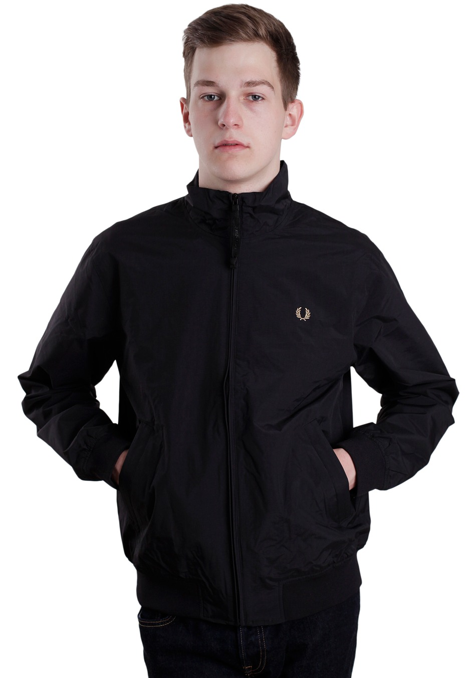 fred perry sailing ii jacket streetwear shop. Black Bedroom Furniture Sets. Home Design Ideas