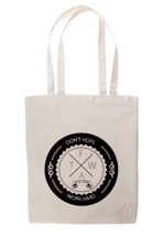 Fuchsteufelswild - Don´t Hope Work Hard Natural - Tote Bag