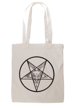 Fuchsteufelswild - Pentagram Natural - Tote Bag
