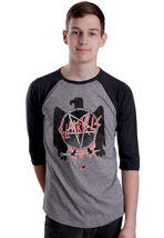 Glamour Kills - AC Pilly Grey/Heather Grey - Longsleeve