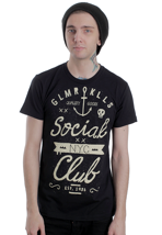 Glamour Kills - GK Social Club - T-Shirt