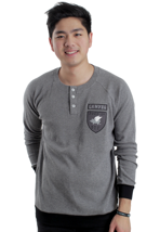 Glamour Kills - Join Or Die Heather Grey/Black - Sweater