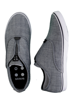 Gravis - Dylan Slip-On Dark Navy Denim - Shoes