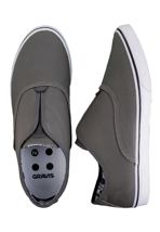 Gravis - Dylan Slip-On LX Grey Wax - Shoes