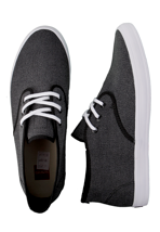 Gravis - Quarters Black/Black - Shoes
