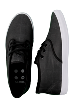 Gravis - Quarters LX Black Wax - Shoes
