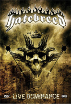 Hatebreed - Live Dominance - DVD