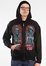 Heaven Shall Burn - Combat - Zipper
