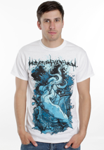 Heaven Shall Burn - Octopus White - T-Shirt