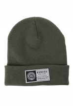 Honour Over Glory - Patch Olive - Beanie