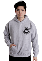 House Vs. Hurricane - Get Wrecked Sportsgrey - Hoodie
