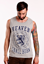 Heaven Shall Burn - Lion Grey - Tank