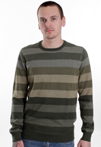 Hurley - Engine Utility Green - Sweater