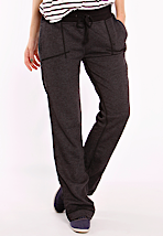 Hurley - Flex Fetti Heather Black - Girl Sweat Pants