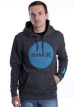 Hurley - Krush & Only Heather Black - Hoodie