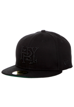 Hurley - Major Leagues New Era Black/Black - Cap