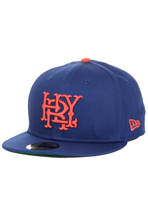 Hurley - Major Leagues New Era Blue - Cap