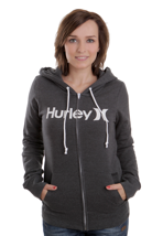 Hurley - One & Only - Girl Zipper