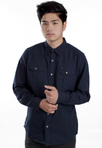 Hurley - Quest True Navy - Shirt