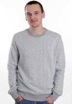 Hurley - Retreat Heather Ash Grey - Sweater