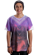 HYPE. - Galactic Multicolored - T-Shirt